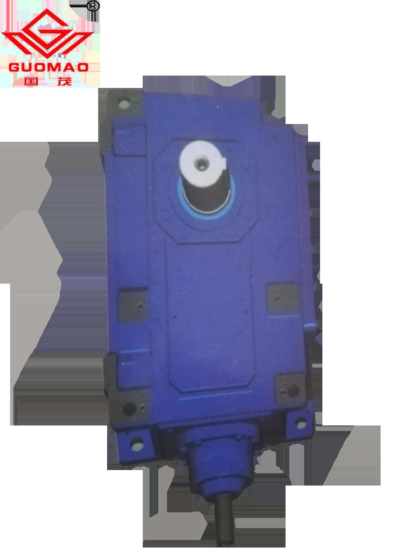 国茂教你如何选择车库蜗轮蜗杆减速机