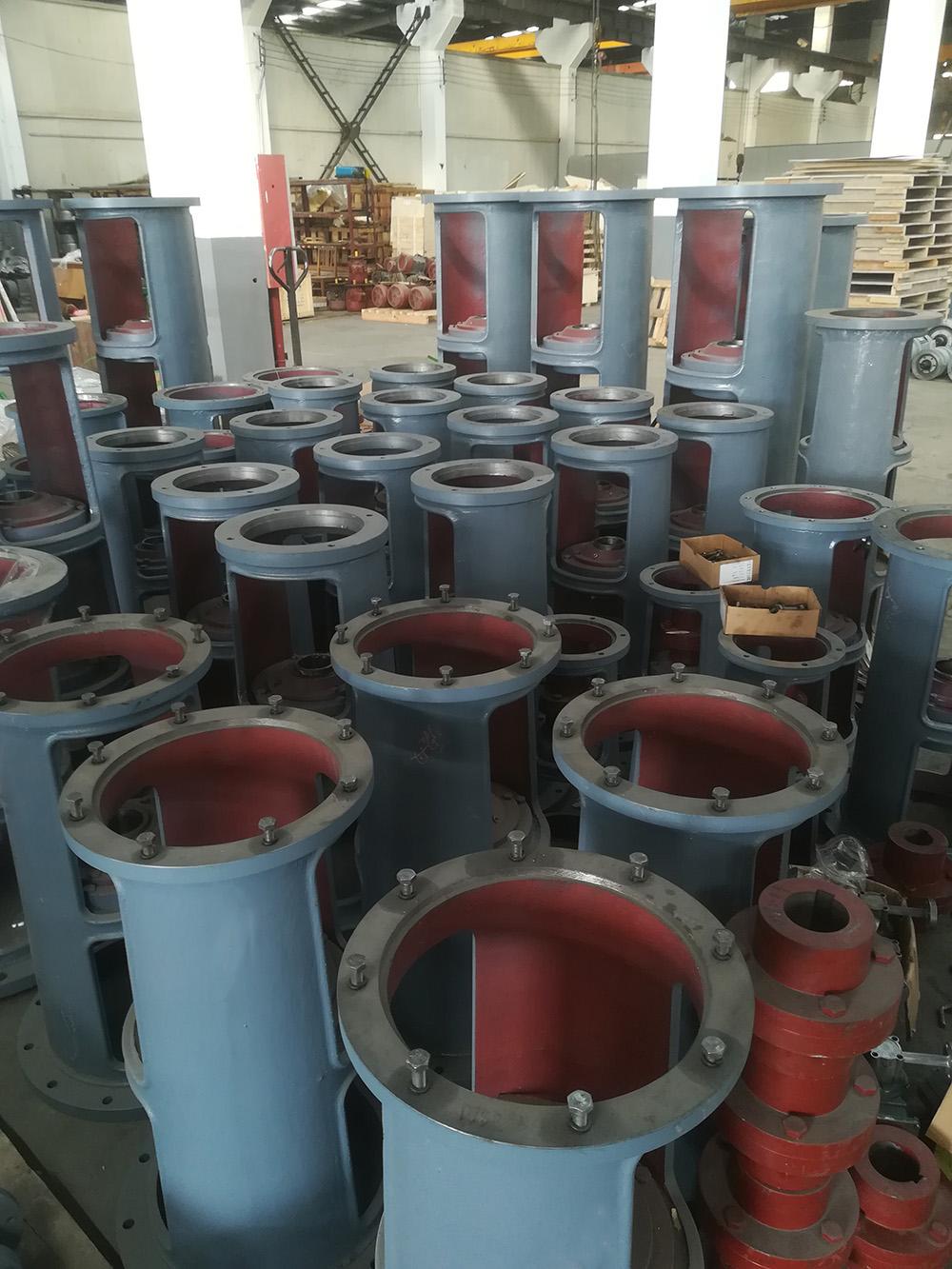 化工反应罐机架系列
