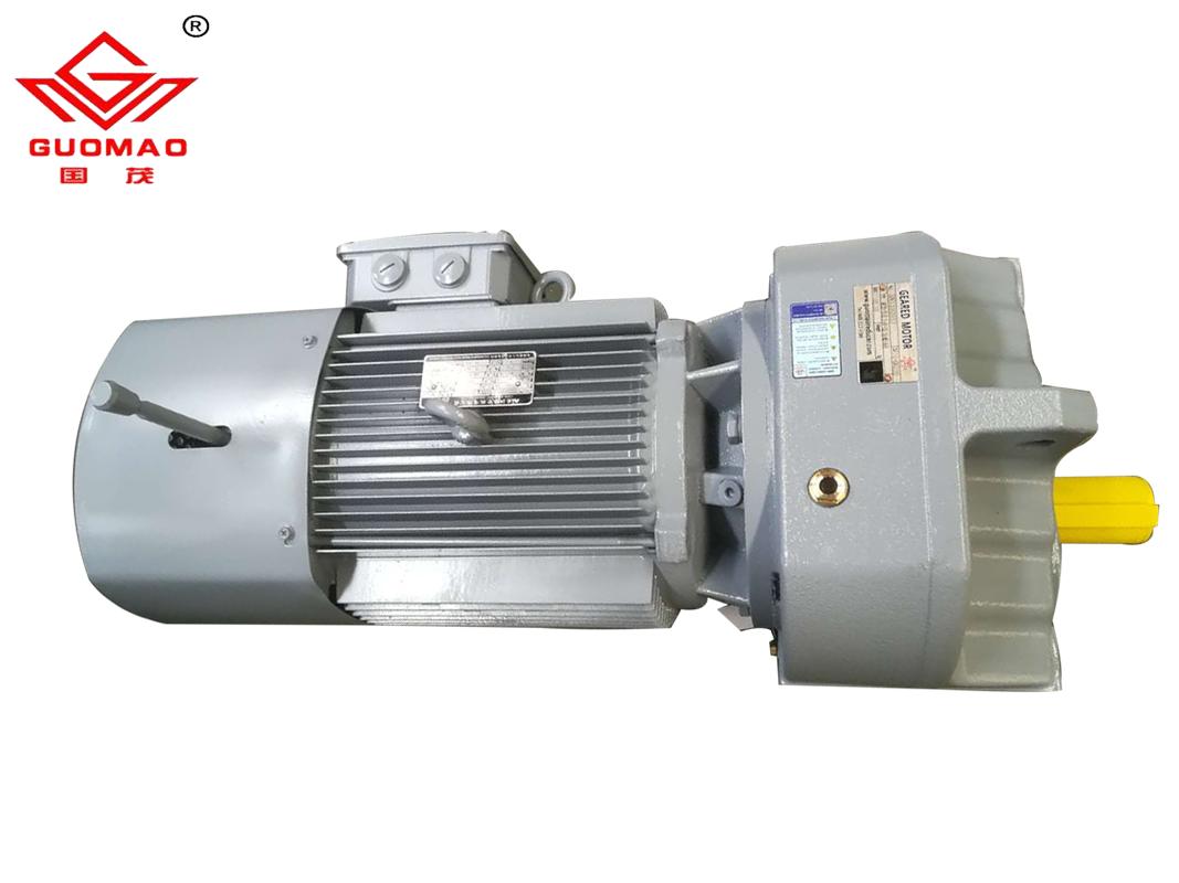 RF斜齿轮减速机厂家